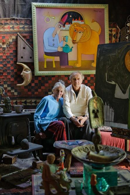 Andrzej and Diana Kuhn - Atlantis